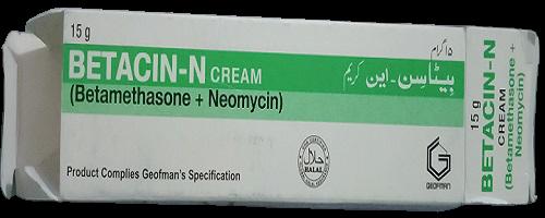 Betacin-N Cream