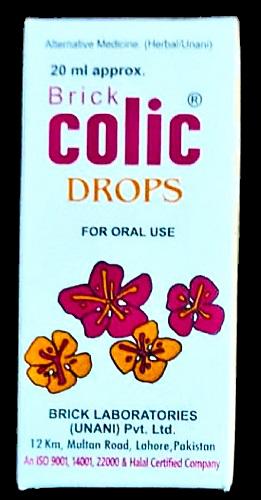 Colic Drops