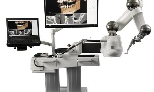 Dental Deceases Detecting Robotics