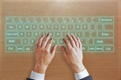 Laser Keyboard 2