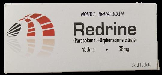 Redrine