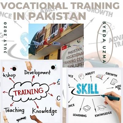 Vocational Training in Pakistan