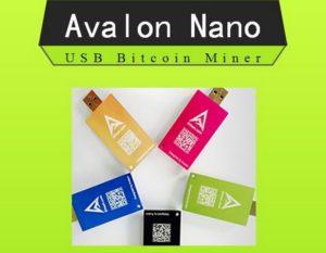 Avalon nano
