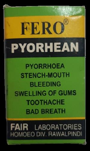fero Pyorhean